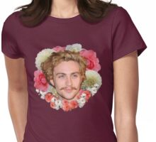 aaron Womens Fitted T-Shirt