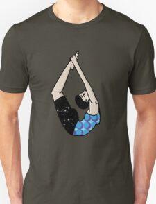 Bow Pose Unisex T-Shirt