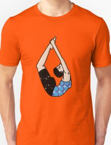 Bow Pose Unisex T-Shirt