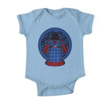 Up, Up, Away, and Exterminate!! One Piece - Short Sleeve