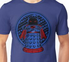 Up, Up, Away, and Exterminate!! Unisex T-Shirt