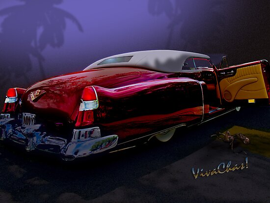 Cadillac Biarritz Convertible Daddy's Caddy Must Have Been Moonglow by ChasSinklier