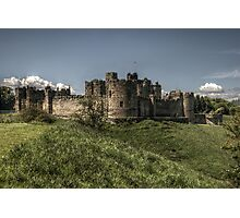 Alnwick Castle Photographic Print