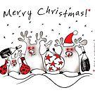 Merry Christmas! by Tatiana Ivchenkova