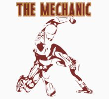 Iron Man - The Mechanic by glassCurtain