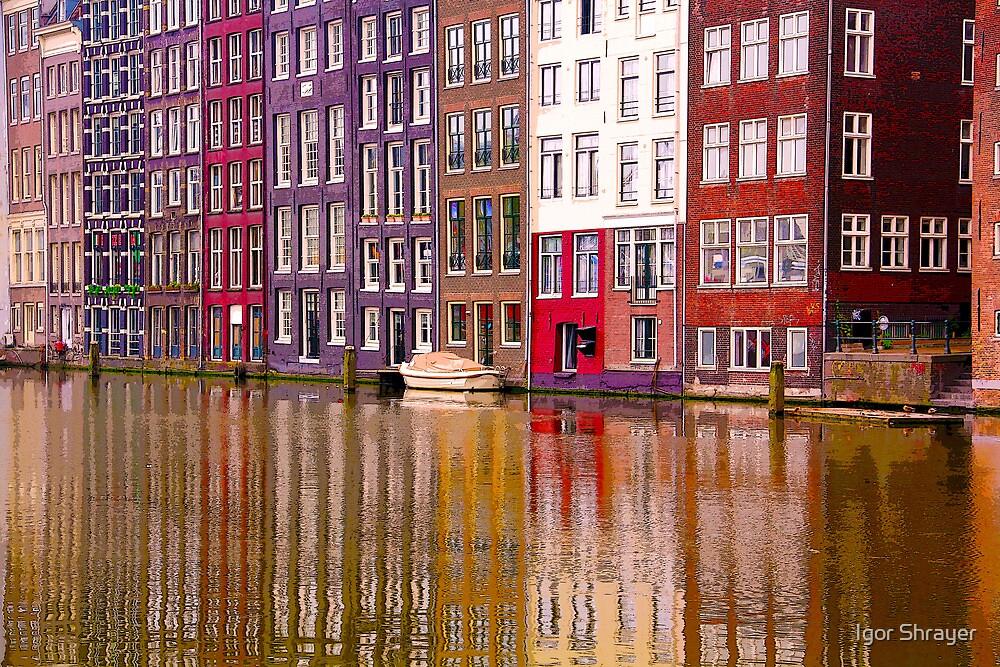 Amsterdam 9 by Igor Shrayer