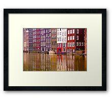 Amsterdam 9 Framed Print