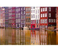 Amsterdam 9 Photographic Print