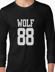 EXO Wolf 88 baseball t-shirt Long Sleeve T-Shirt