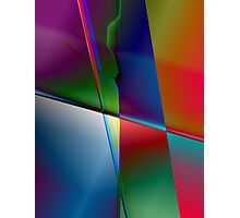 Original Abstract Photographic Print