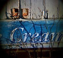 cream by PAUL FRANCIS