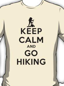 Keep Calm and Go Hiking(LS) T-Shirt