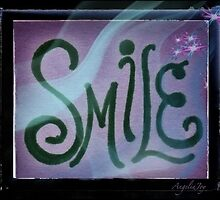Smile and Sparkle by byAngeliaJoy