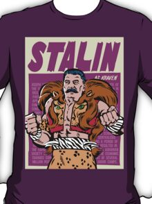 Real Life Supervillains - The Soviet Hunter T-Shirt