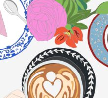 Coffee Time Sticker