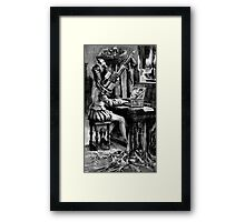 New Search Engine. Framed Print