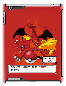 The Fire Type by killgannon