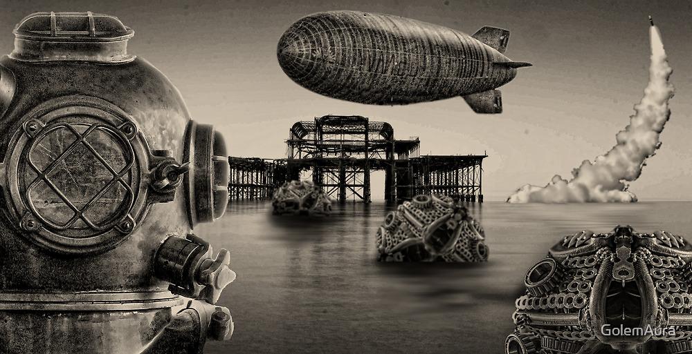 The Jumble of War by GolemAura