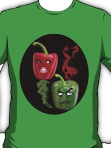 (✿◠‿◠) BELL PEPPERS WITH AN ATTITUDE TEE SHIRT (✿◠‿◠) T-Shirt