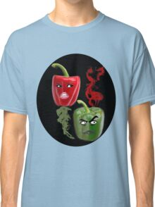 (✿◠‿◠) BELL PEPPERS WITH AN ATTITUDE TEE SHIRT (✿◠‿◠) Classic T-Shirt