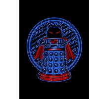 Up, Up, Away, and Exterminate!! Photographic Print
