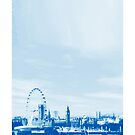 Sherlock London Blue by indieyouth