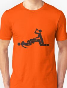 Sex And Beer Groupsex Party T-Shirt