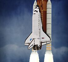 Space Shuttle 1981-2011 by avoidperil