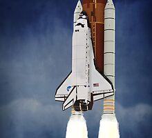 Space Shuttle 1981-2011 by avoidperil