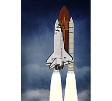 Space Shuttle 1981-2011 Photographic Print