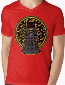 Nah, Nah.... Exterminate!! Mens V-Neck T-Shirt