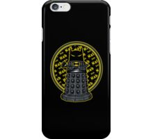 Nah, Nah.... Exterminate!! iPhone Case/Skin