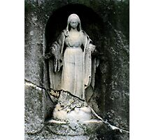 Holy Mother Photographic Print