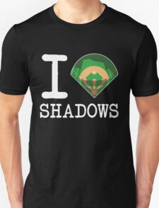 I ♦ Shadows (Dark Version) T-Shirt