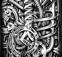 Mechanical Workings 2 by mark-chaney