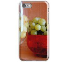Still Life - grapes II  ^ iPhone Case/Skin
