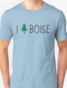 I Love Boise Unisex T-Shirt