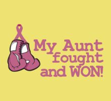 My Aunt Fought and Won! Kids Clothes