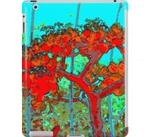 tree red 2 iPad Case/Skin