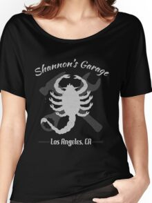Shannon's Garage Women's Relaxed Fit T-Shirt