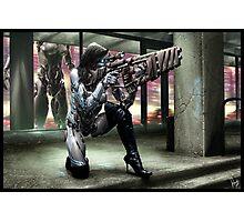 Cyberpunk Photography 038 Photographic Print