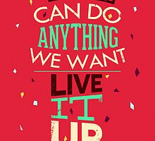 Live It Up by JLo by RJDesigns