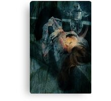 Dreamweaver Fantasy - Dreams Not Your Own Canvas Print