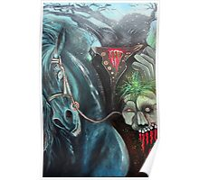 Headless Horseman Poster