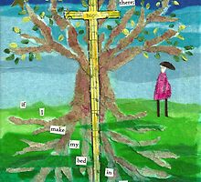 Psalm 139:8 by Eva C. Crawford