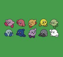 Kirby Baby Tee