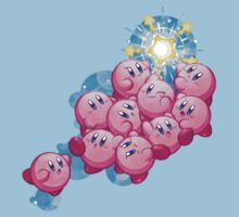 Kirby Mass Attack Kids Clothes