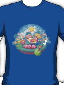 Kirby Mass Attack T-Shirt