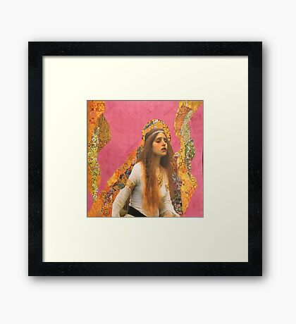 Ophelia 13 Framed Print