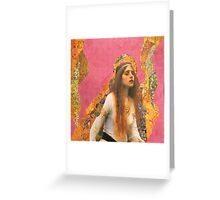 Ophelia 13 Greeting Card
